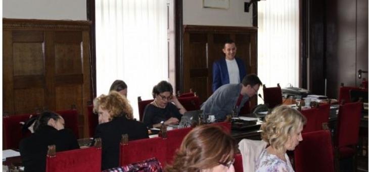 Second Target Institutional Workshop in Belgrade
