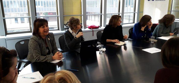 FIRST TARGET INSTITUTIONAL WORKSHOP IN MILAN