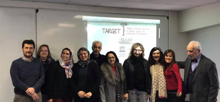 Third Target institutional workshop in Marseille