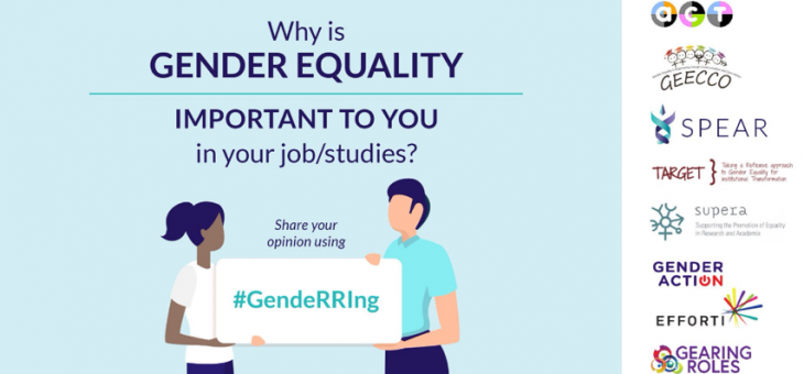#GendeRRIng, a Twitter Campaign for March 8