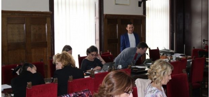 Second Target Institutional Workshop in Belgrade