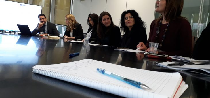 SECOND TARGET INSTITUTIONAL WORKSHOP IN MILAN